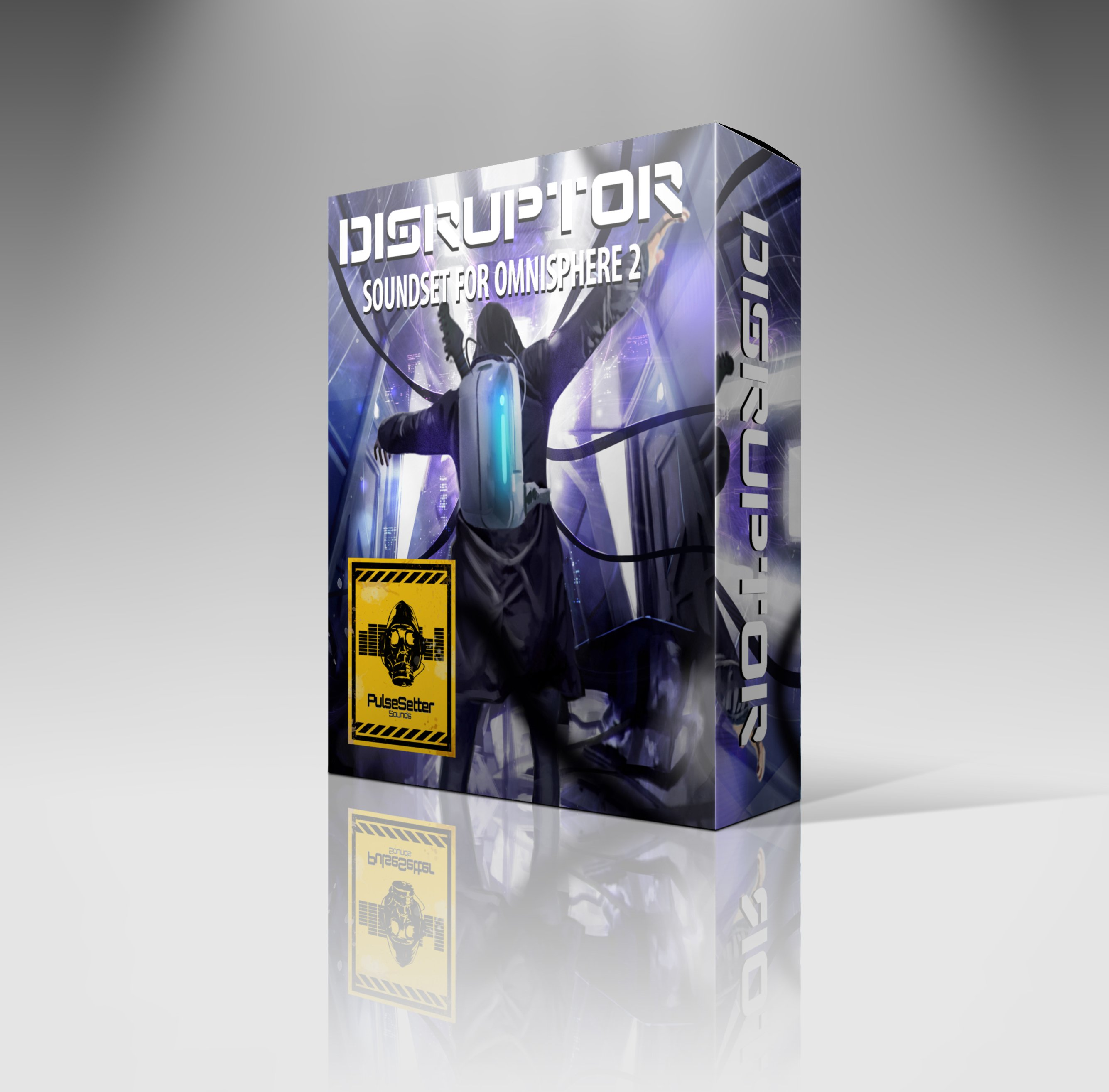 Disruptor – Omnisphere 2 Soundset   PulseSetter-Sounds
