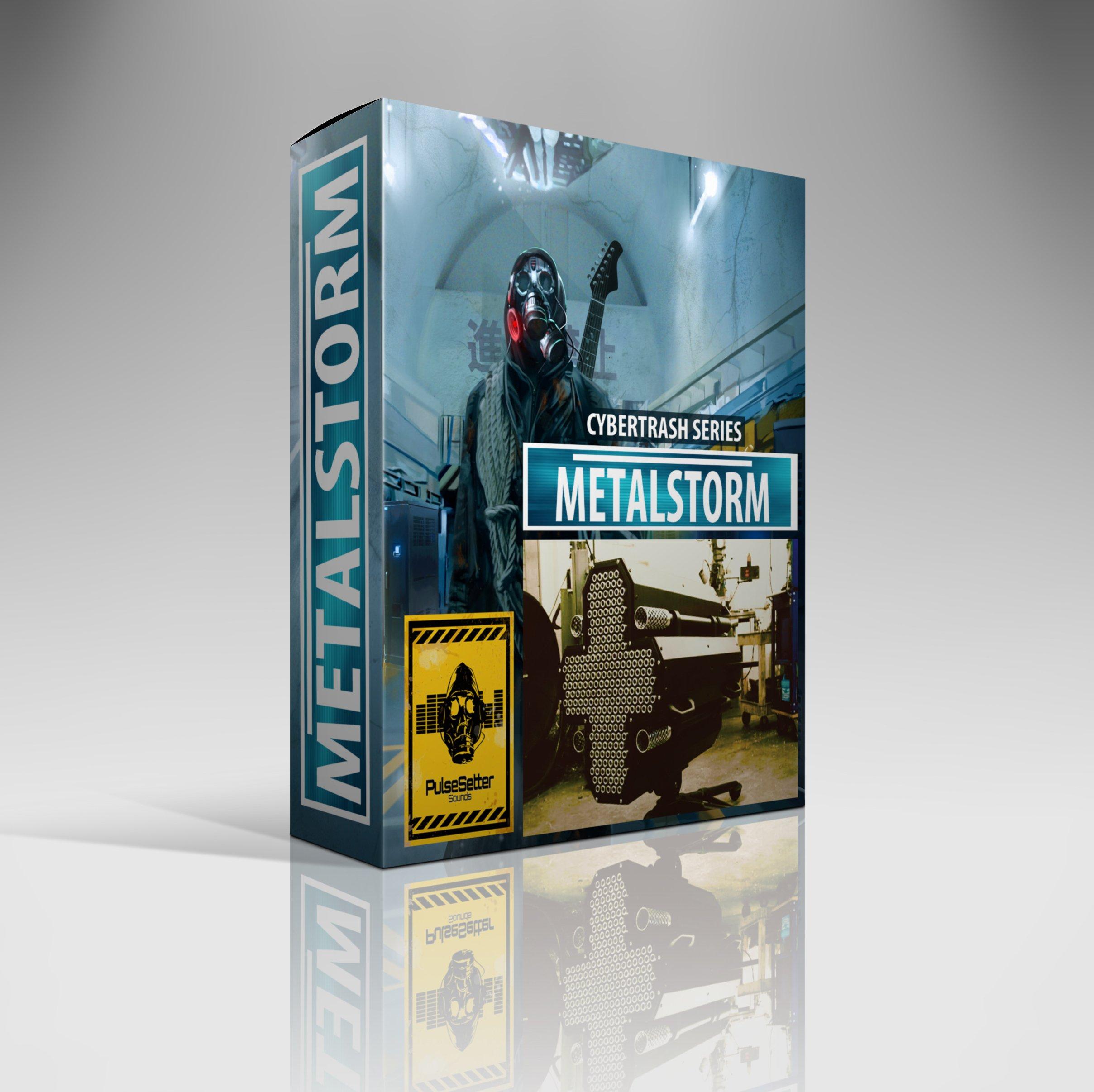 Metalstorm | PulseSetter-Sounds | Cinematic Sound Design